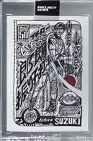 Ichiro Suzuki (JK5) [Uncirculated] #/1,798
