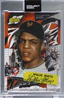 Willie Mays (Tyson Beck) [Uncirculated] #/2,087