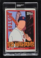 Ted Williams (Fucci) [Uncirculated] #/1,131