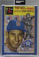 Ted Williams (Gregory Siff) [Uncirculated] #/1,923