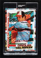 Cal Ripken Jr. (Tyson Beck) [Uncirculated] #/2,621