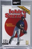 Ichiro Suzuki (Don C) [Uncirculated] #/2,738