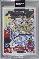 Mike Trout (Ermsy) [Uncirculated] #/2,911