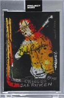 Cal Ripken Jr. (Gregory Siff) [Uncirculated] #/2,369