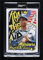 Ken Griffey Jr. (King Saladeen) [Uncirculated] #/2,504