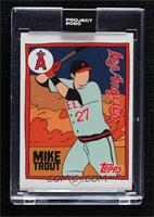Mike Trout (Fucci) [Uncirculated] #/16,430