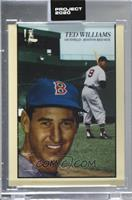 Ted Williams (Oldmanalan) [Uncirculated] #/41,407