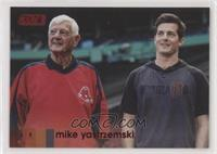 Mike Yastrzemski (With Carl Yastrzemski)