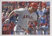 Base - Mike Trout (Horizontal, Running)