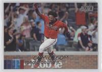 Base - Ronald Acuna Jr. (Rounding Third)