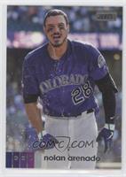 Base - Nolan Arenado (Purple Jersey)