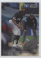 Base - Eloy Jimenez (Leading Off Third Base)