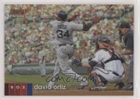 David Ortiz #/99