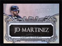 J.D. Martinez #/1