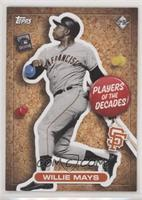 Players of the Decades - Willie Mays, Paul DeJong
