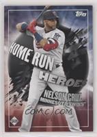 Home Run Heroes - Nelson Cruz, Cavan Biggio