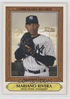 1985 Topps Woolworth All-Time Record Holders Design - Mariano Rivera #/611