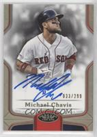 Michael Chavis #/299