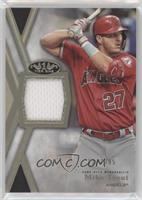 Mike Trout #/395