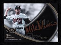 Mike Mussina #/25
