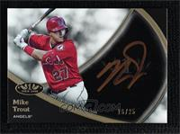 Mike Trout #/25