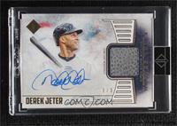 Derek Jeter [Uncirculated] #/3