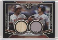 Cal Ripken Jr., Eddie Murray #/150