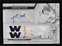 Christian Yelich #/1