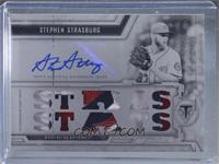 Stephen Strasburg #/1