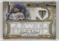 Michael Conforto #/9