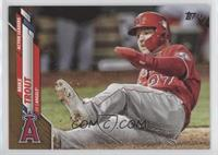 Active Leaders - Mike Trout #/2,020