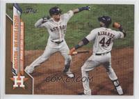 Veteran Combos - Alex Bregman, Yordan Alvarez (Astros Power Hitters Celebrate H…
