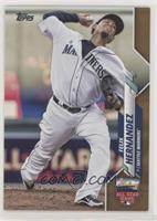 All-Star - Felix Hernandez #/2,020