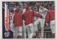 Jump On 6 (Nationals Celebrate 6-3 Walk-Off W)