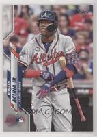 All-Star - Ronald Acuna Jr. (Batting, Vertical)