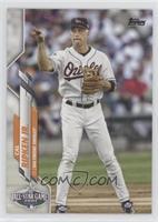 All-Star - Cal Ripken Jr. (Fielding, Vertical)