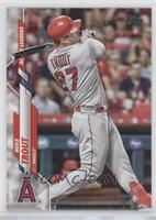 Active Leaders - Mike Trout