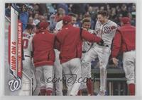 Veteran Combos - Jump On 6 (Nationals Celebrate 6-3 Walk-Off W)