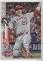 All-Star - Mike Trout (Sliding)