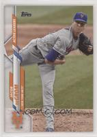 Active Leaders - Jacob deGrom