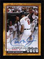 Cal Ripken Jr. #/1