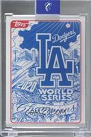 Los Angeles Dodgers [Uncirculated] #/6,824