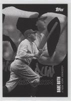 Babe Ruth #/3,000
