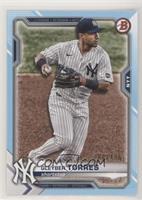 Gleyber Torres #/499