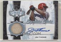 Jim Thome #/7