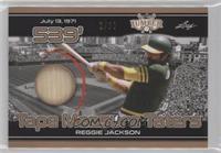 Reggie Jackson #/30