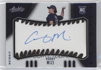 Rookie Baseball Material Signatures - Casey Mize #/60