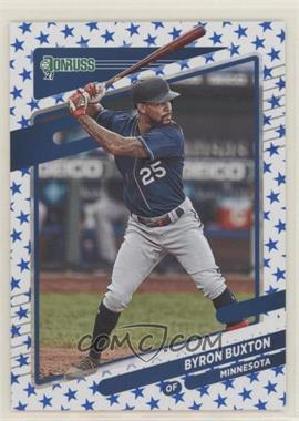 2021 Panini Donruss - [Base] - Independence Day #136 - Byron Buxton