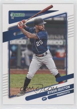 2021 Panini Donruss - [Base] #136 - Byron Buxton