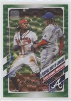 Checklist - A Playful Bout of Juniors (Stars Channel Inner Boxer) #/499